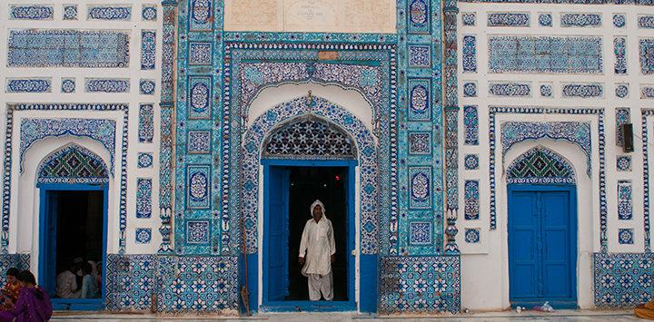 shah abdul latif - Shah Abdul Latif Bhittai: The Poet Saint's Shrine