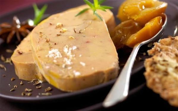 Foie Gras Maison, nature et aux truffes