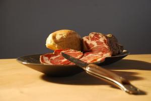 Assiette de Coppa