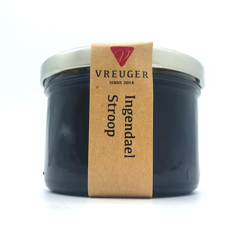 Condimenten tafelganituren tafelzuur Vreuger Ingendael Stroop