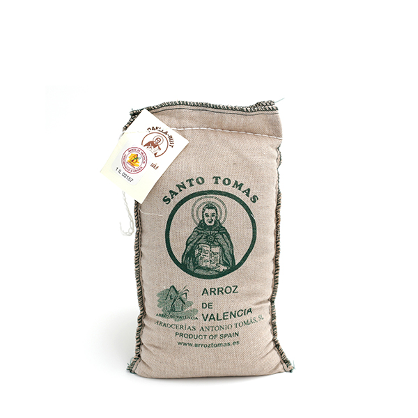 Santo Tomas PAELLA Rijst online bestellen webwinkel