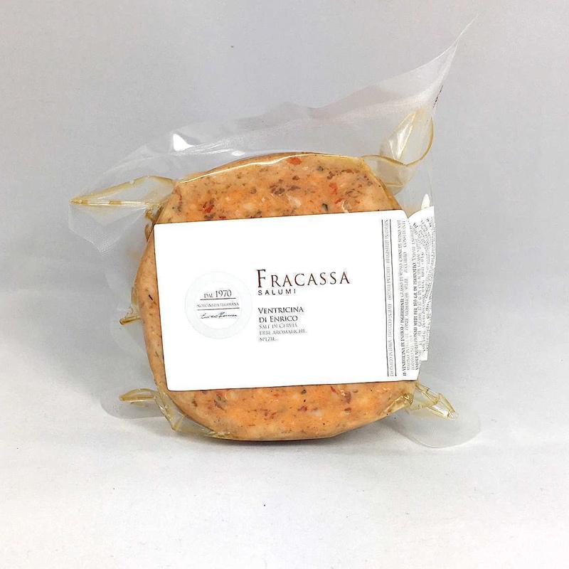 Ventricina Heerlijke kruidige smeerbare salami uit Italië