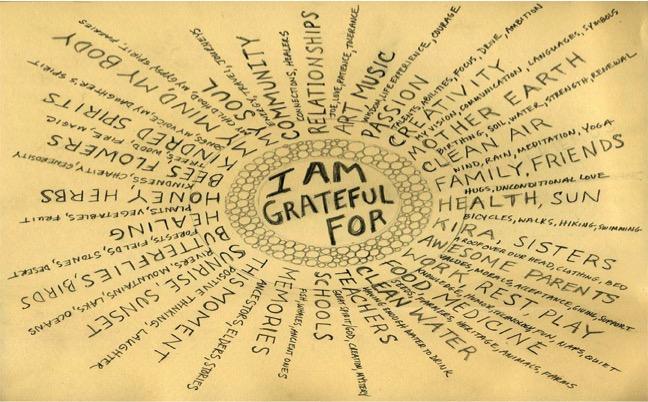 I am gratefu for