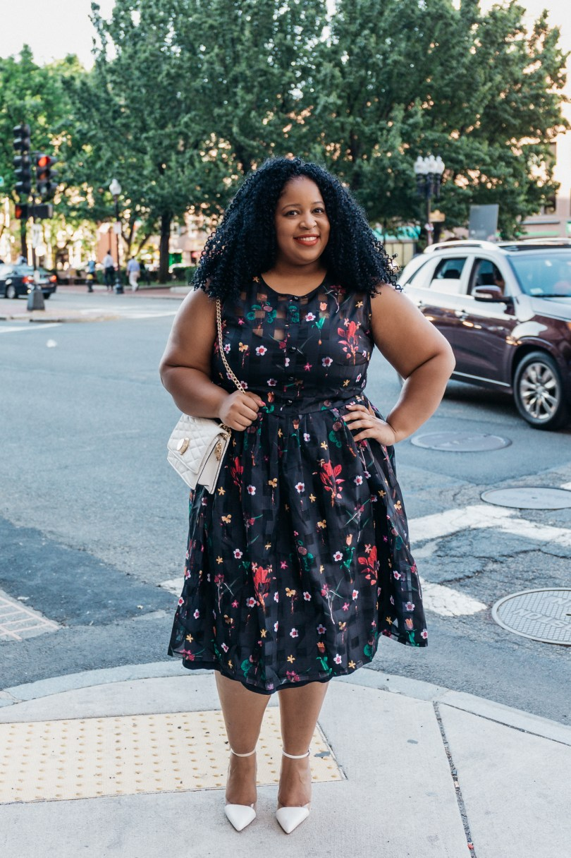 Plus Size Vintage Dresses from Voodoo Vixen Boutique