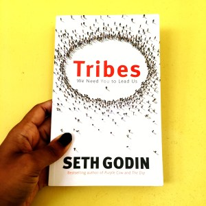 Book Review and Summary of Tribe by Seth Godin. Written by Charelle Griffith