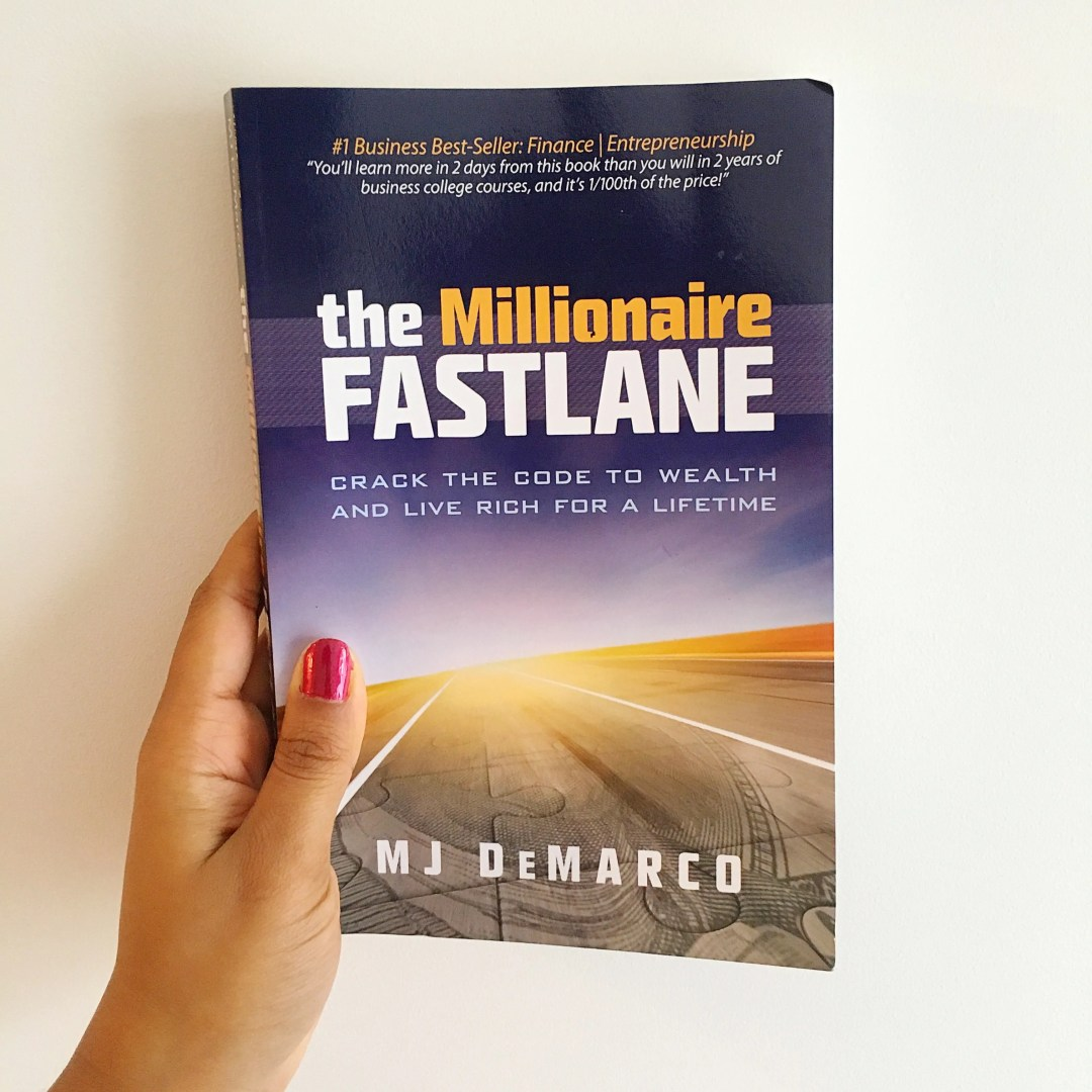 The Millionaire Fastlance by MJ DeMarco