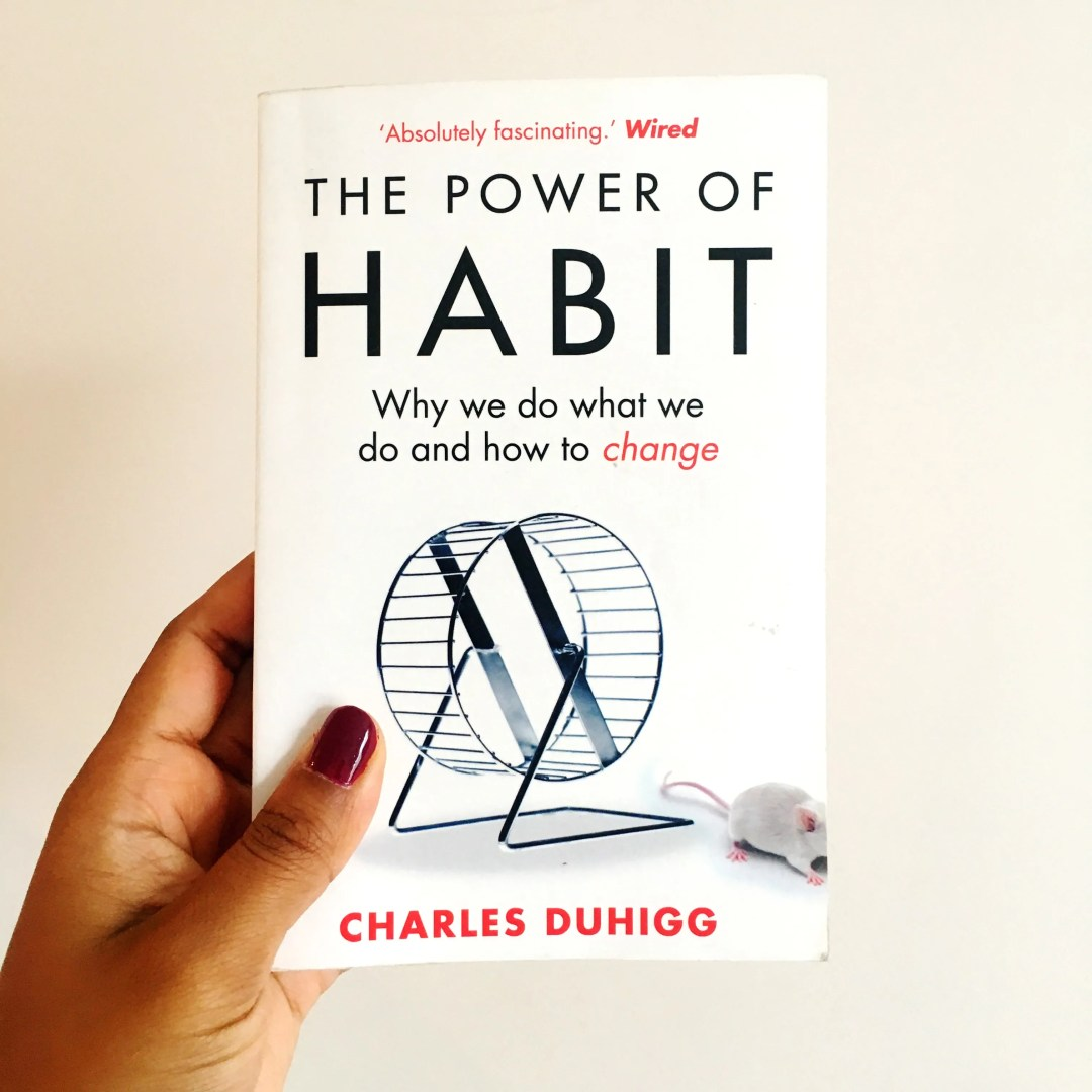 Book Review of The Power of Habit - Charelle Griffith Reads