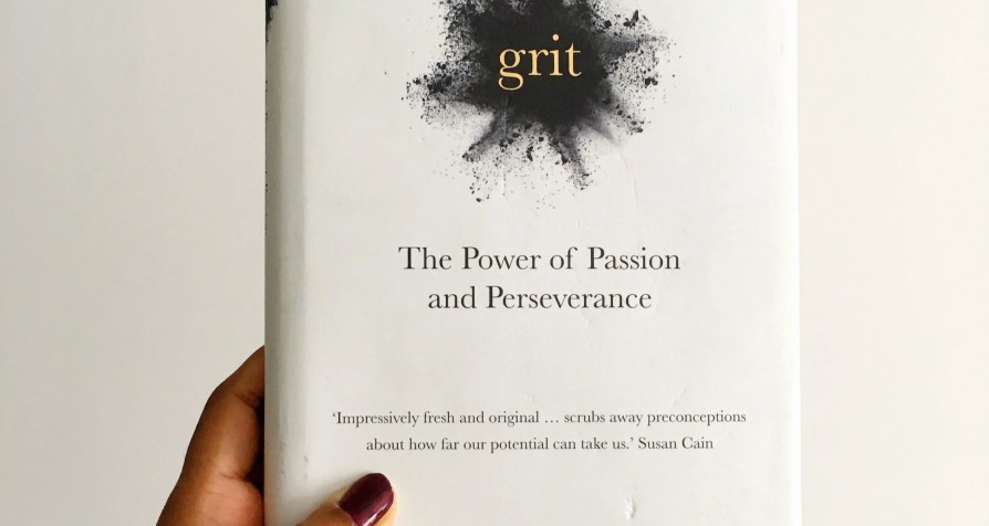 Grit By Angela Duckworth. Reviewed By Charelle Griffith