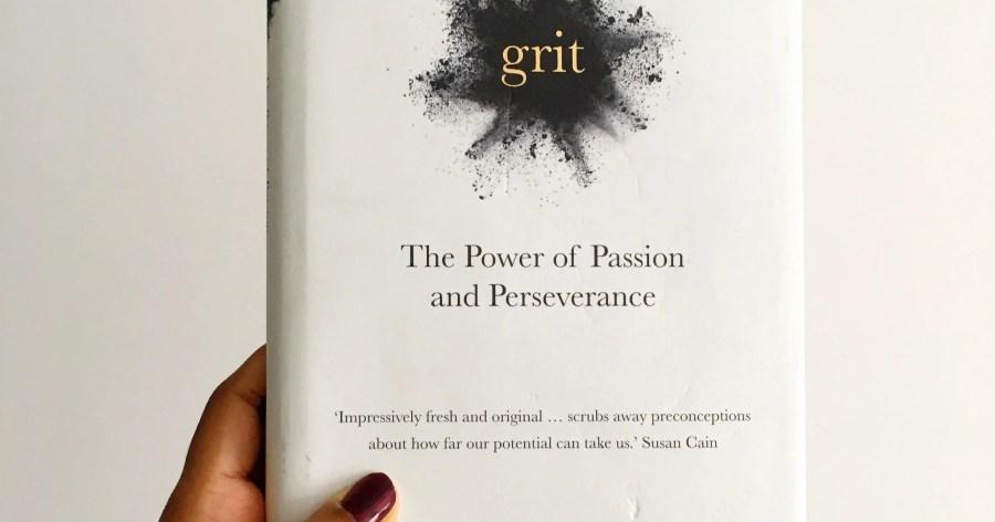 Resultado de imagen para Grit de Angela Duckworth