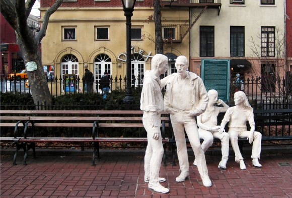 Segal 'Gay Liberation' - Christopher Park