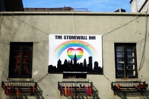 Stonewall Inn, June 2014