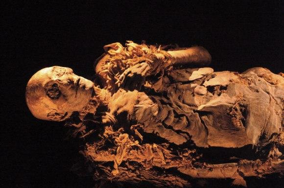 Mummy Pharaoh Hatshepsut