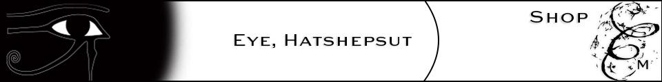 Eye, Hatshepsut Banner