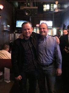 Brian Krebs and Stuart McCafferty