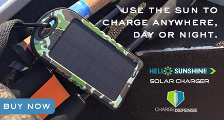 Buy a Solar Charger