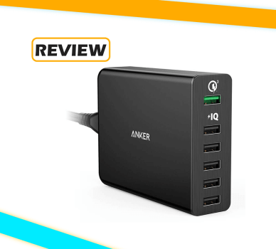 Anker PowerPort-6 with Quick Charge 3.0 Review