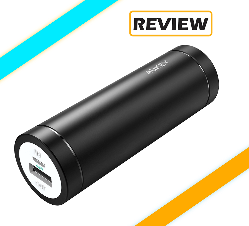 Aukey PB-N37 Mini Power Bank