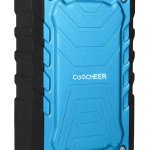 Coocheer 7,500mAh Rugged Power Bank