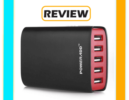 PowerAdd 5-Port Wall Charger Review