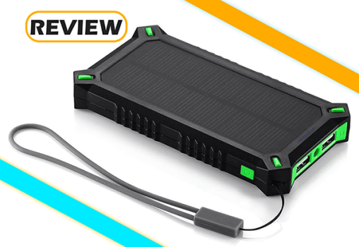 PowerAdd Apollo3 8,000mAh Solar Power Bank Review