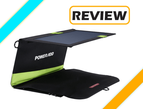 Poweradd High Efficency 20W Dual USB Port Solar Charger Review