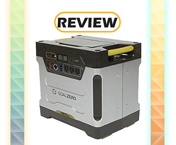 Goal Zero Yeti 1250 Portable Power Station Review