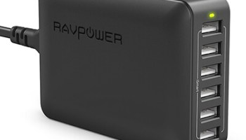 Review: Review: Anker PowerDrive+ 4 Ports with USB-C / Quick