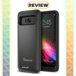 Trianium Galaxy S8 4,500mAh Battery Case