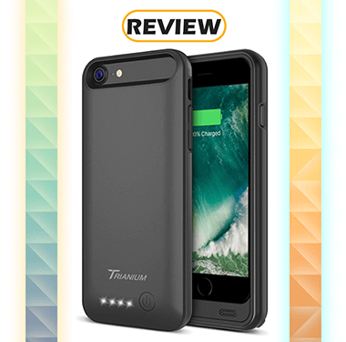 Trianium Atomic Pro iPhone 7 Battery Case Review