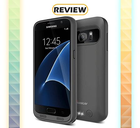 Trianium Galaxy S7 4,500mAh Battery Case