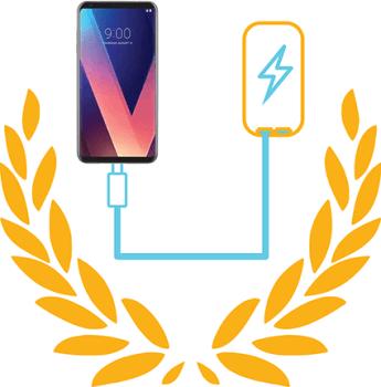 Best Power Banks for the LG V30