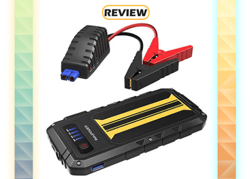 RAVPower 8,000mAh 300A Element Series Car Jump Starter