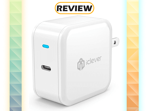 iClever 30W Power Delivery USB-C Wall Charger Adapter Review