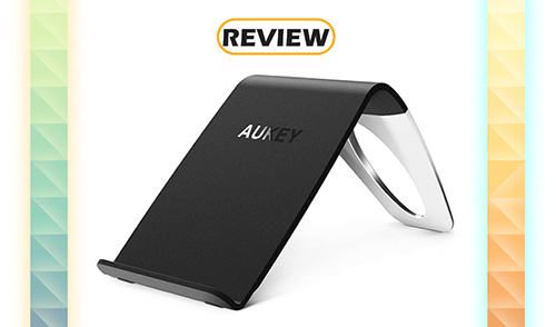AUKEY 5W 3-Coil Wireless Charging Stand Review