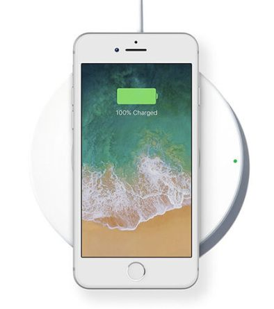 belkin wireless charger iphone x  Belkin BOOST UP 7.5 W Wireless Charging Pad Optimized for iPhone X, 8, & 8  Plus