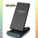 Cubevit Qi Fast Wireless Charging Pad Stand