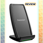 Tronsmart AirAmp Dual Coil Fast Wireless Charger Stand with Type-C Port Review