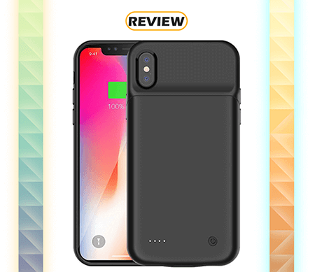 iPhone X Mooncity 3,200mAh Battery Case Review