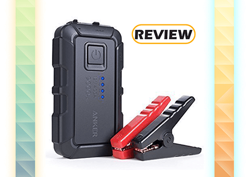 Anker PowerCore Jump Starter Mini 400A Peak 9,000mAh Portable Charger Review