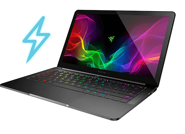 Best Chargers for Razer Blade Stealth Laptop