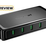 Tronsmart U5TF Titan Plus 5-Port Quick Charge Desktop Charger
