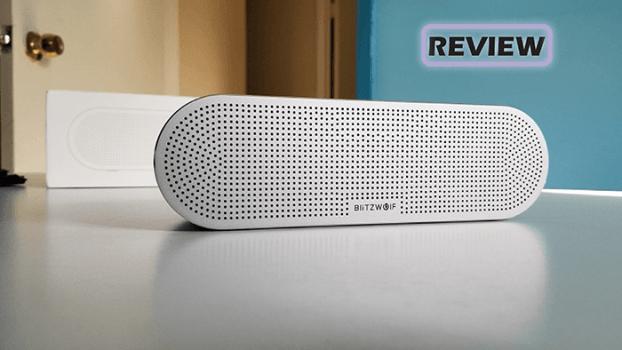 BlitzWolf AS1 Aluminum Bluetooth Speaker Review