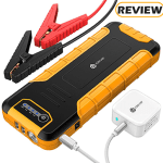 iClever 20,000mAh Car Jumper Starter with Power Delivery Power Bank