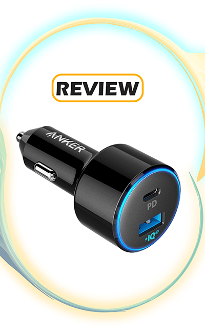 Anker PowerDrive II Power Delivery Car Charger Review
