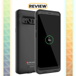 Alpatronix Galaxy S8 4,500mAh Battery Case