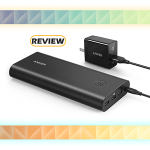 Anker PowerCore+ 26,800mAh Power Bank with Quick Charge 3.0 Review