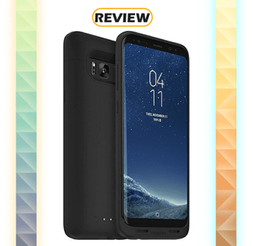 Mophie Galaxy S8 2,950mAh Battery Case Review