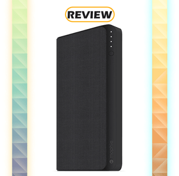Mophie Powerstation USB-C XXL Power Delivery Portable Charger Review