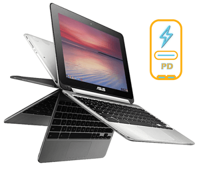 Best Power Delivery Power Banks for Asus Chromebook Flip C302