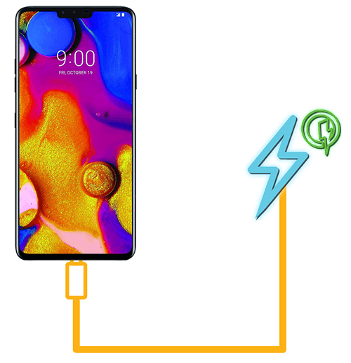Best Fast Chargers for LG V40 ThinQ